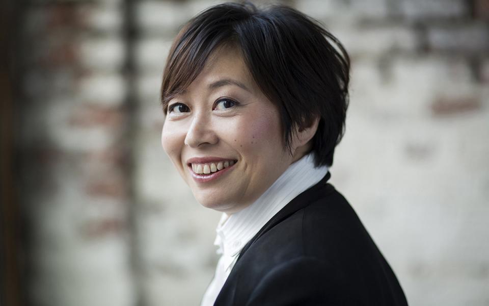 Portrait of Xian Zhang