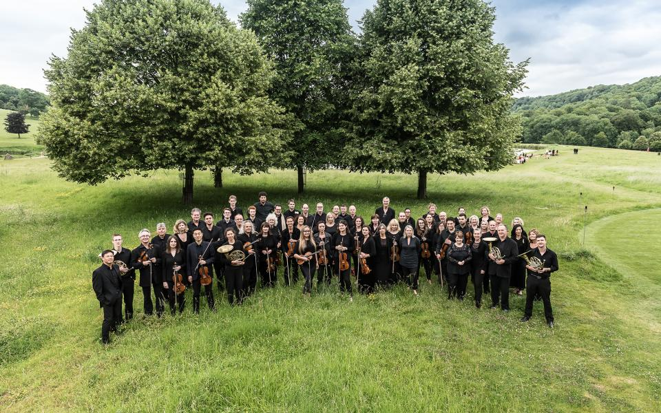 Philharmonia at Garsington
