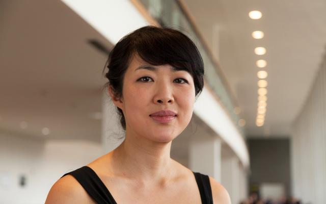 Portrait of Rebecca Chan