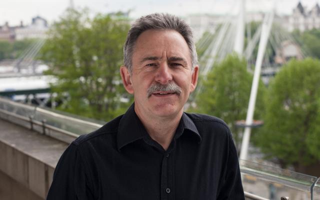 Portrait of Kevin Hathway
