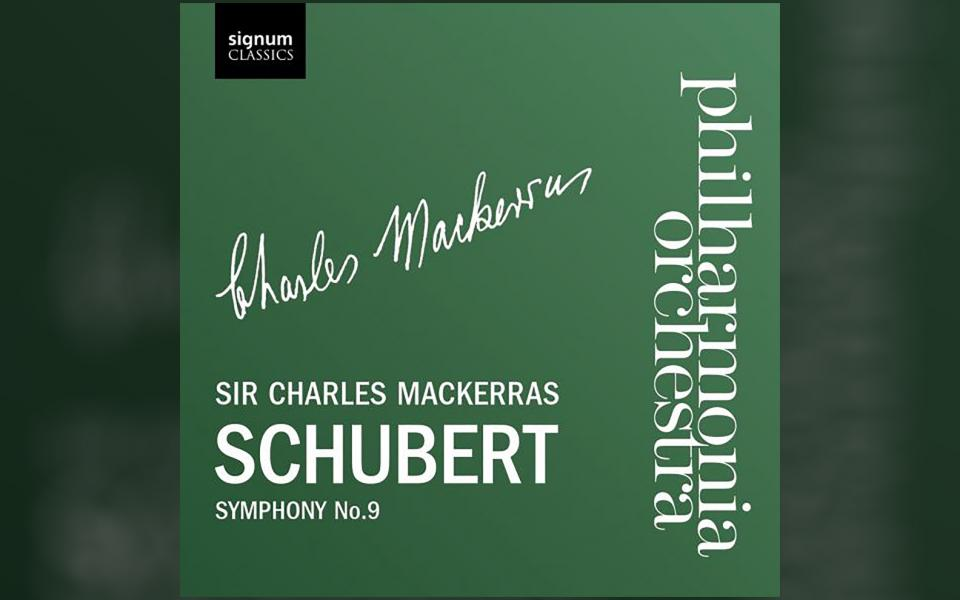 Schubert: Symphony No. 9 CD cover