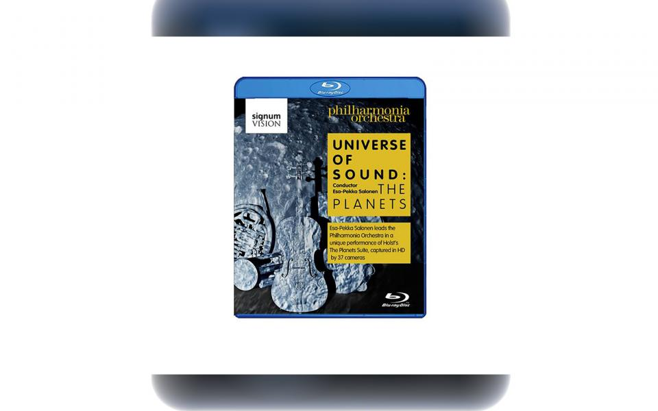 Universe of Sound BluRay cover