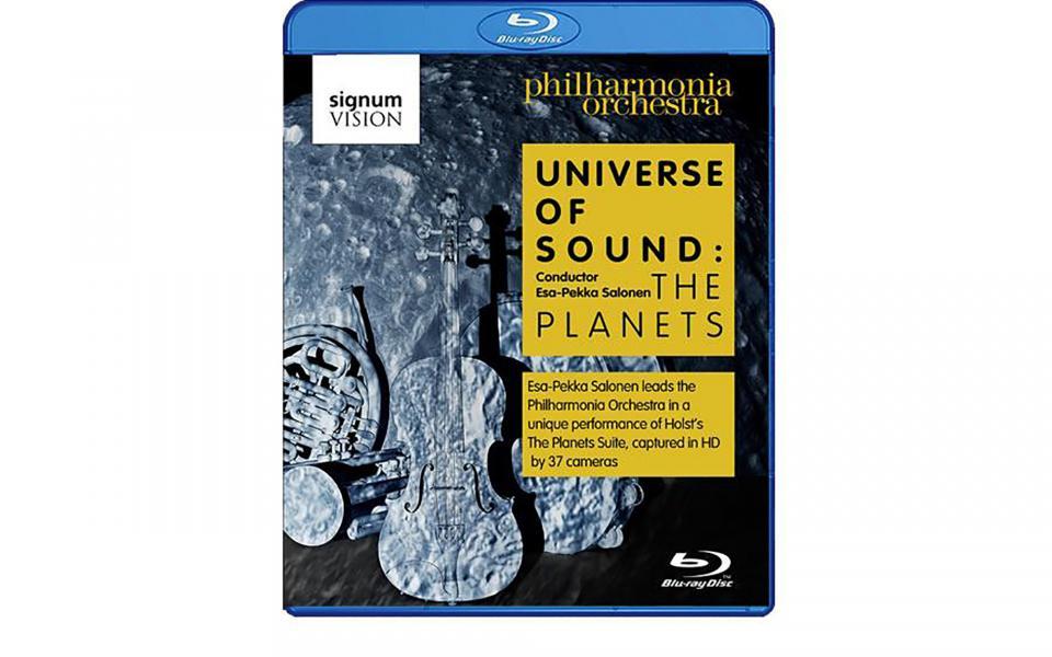 Universe of Sound BluRay cover