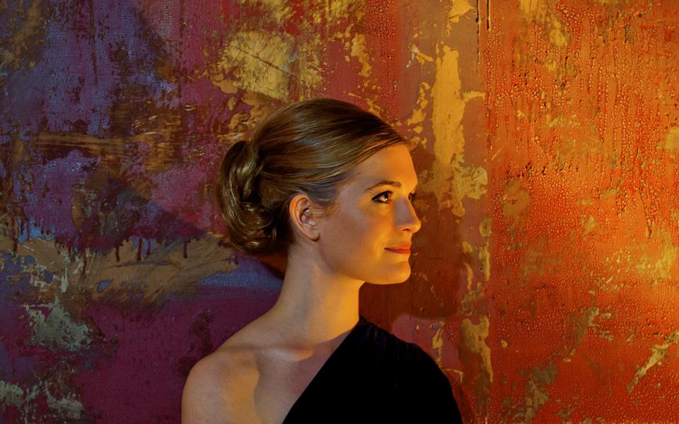 Photo of soprano Ruby Hughes