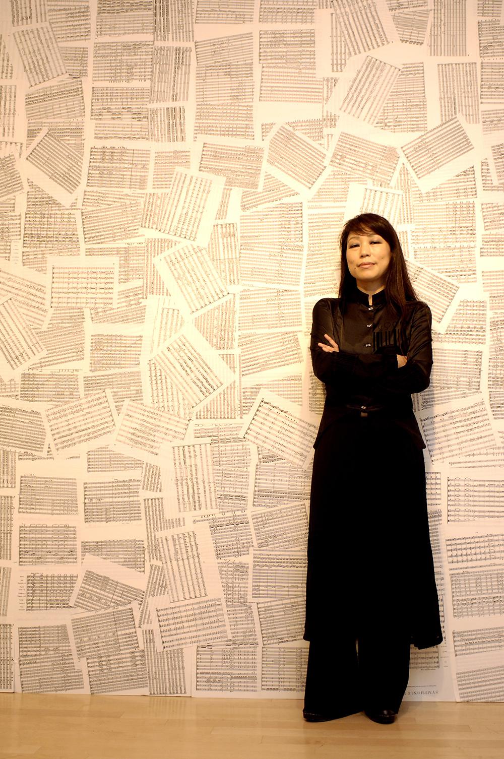 Photo of composer Unsuk Chin